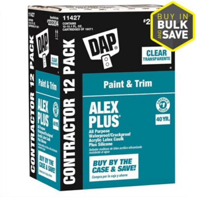 100/% Black Silicone Caulk 12-Pack Closeout Special!