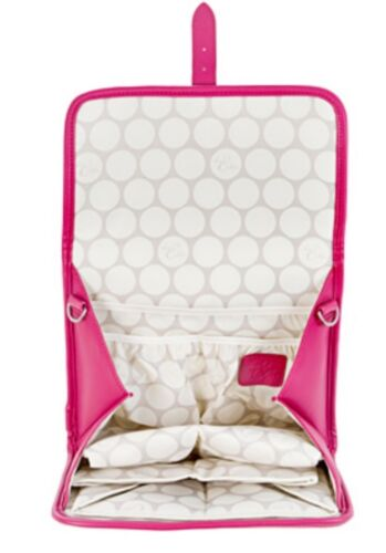 Lin /& Leo Small Baby Changing Bag Portable Changing Mat 3 Colours NEW RRP £60