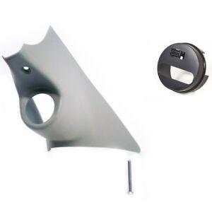 Custom A-Pillar Pod Mount Kit & Adapter for Tuners for DODGE RAM 2010-2015