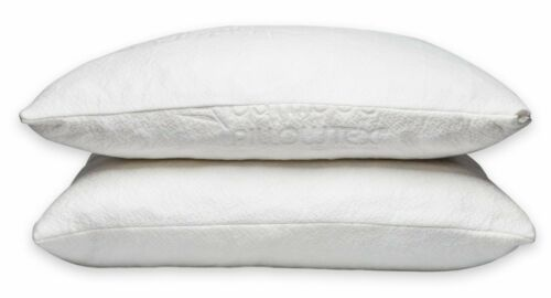 Pillowtex Adjustable Memory Foam Pillow with Removable Bamboo Cover