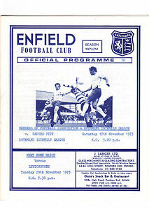 ENFIELD-V-OXFORD-CITY-ISTHMIAN-LGE-17-11-73
