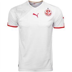 Image is loading RARE-Puma-TUNISIA-NATIONAL-TEAM-Football-Soccer-OFFICIAL- 8270bddec