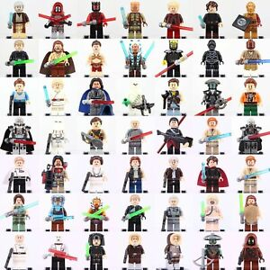 Star-Wars-Minifigures-Jedi-Yoda-Han-Solo-Clone-Obi-Wan-Skywalker-Blocks-Lego-Toy