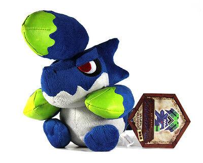 "6"" Brachydios / Bracchidios Stuffed Plush Doll - Capcom Monster Hunter Japan"