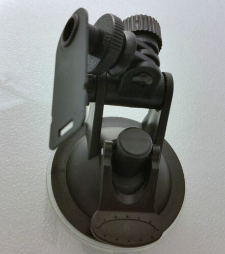 2 Axis Cobra Radar Detector Windshield Mount Large Suction Cup PVT-C New