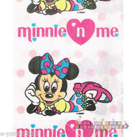 Minnie Mouse Vintage Paper Table Cover Birthday Party Supplies Decorations