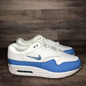 Details about Nike Air Max 1 Premium SC Sz 6 7.5 Women's Jewel University Blue 918354 102