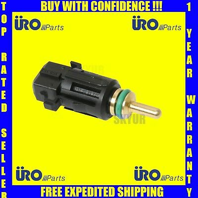 For BMW Coolant Temperature Sensor w//O-Ring 13621433077 Auxiliary Fan Switch