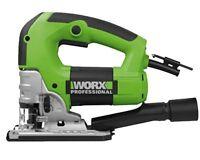 Worx Professional Wu462 240v 720w Mains Powered Jigsaw