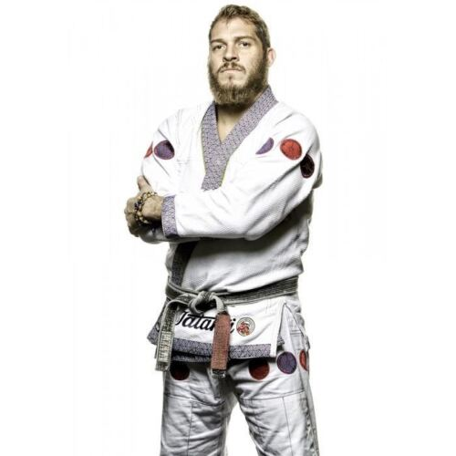 Tatami Mike Fowler Signature BJJ Gi Adult JiuJitsu Kimono Mens Grappling Suit