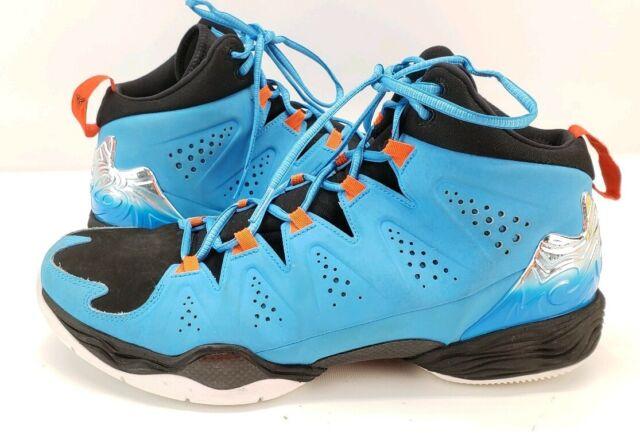 cheaper e3a79 35300 NIKE Air Jordan Melo POWDER BLUE MEN'S basketball SHOES SIZE 12 629876 407