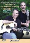 Easy Steps to Blues Guitar Jamming 1 by Homespun Video (DVD Audio, 2012)