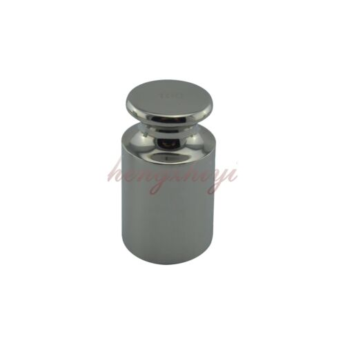 F1 Class 100G 304 Stainless Steel Scale Balance Calibration Weight w Certificate