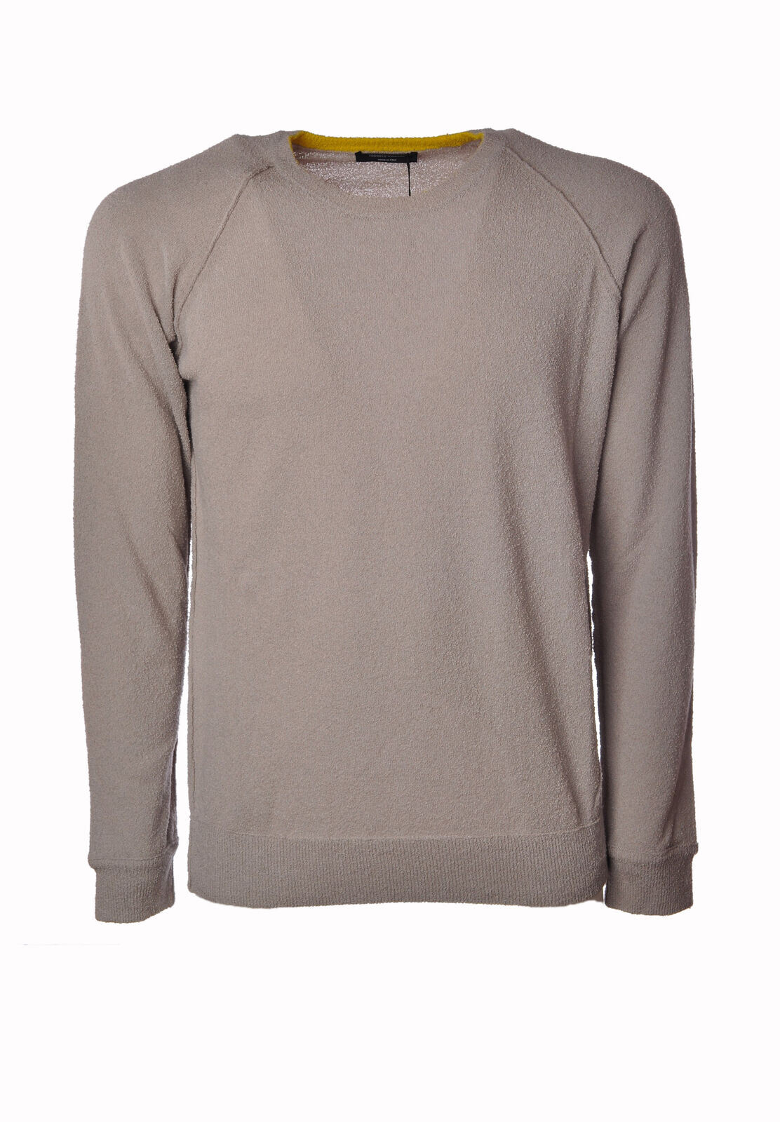 Roberto Collina  -  Sweaters - Male - Beige - 3212615A183628
