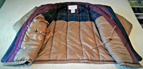 Brown Bryant Kvinders Reg Ved Hood vintercoat Duty størrelse 6 Heavy 2x Park lommer Txq6SO