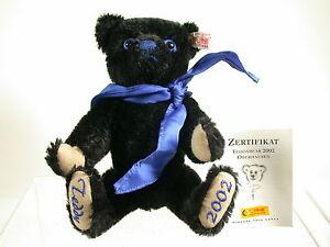 Original Steiff Teddy Teddybär Bär Roby Bear Spiel Limited Limitiert 2002 (4)