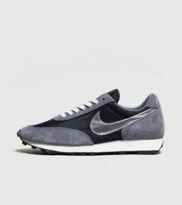 Nike-DAYBREAK-SP-QS-Nero-Grigio-Scarpe-Da-Ginnastica-Uomo-Tutte-Le-Taglie
