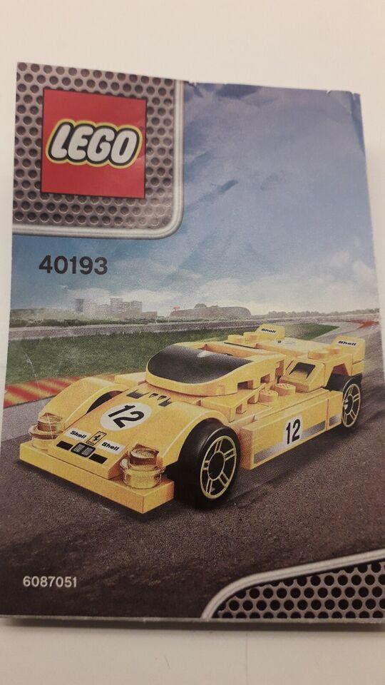 Lego Racers, 40193