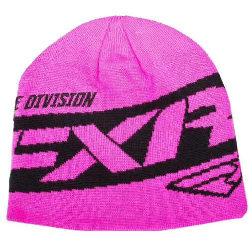 FXR Podium Beanie Hat Electric Pink