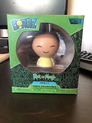 Dorbz Rick and Morty 459 Rick Funko figure 29939