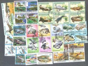 Les Crocodiles 50 Toutes Différentes Collection De Timbres-effrayant!!!-ry !! Fr-fr Afficher Le Titre D'origine Une Offre Abondante Et Une Livraison Rapide