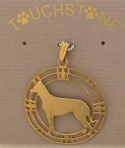 Beauceron-Jewelry-Gold-Pendant-by-Touchstone