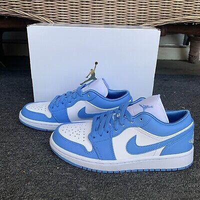 Nike Air Jordan 1 Retro Low UNC para mujer Talla 7.5/6 para ...