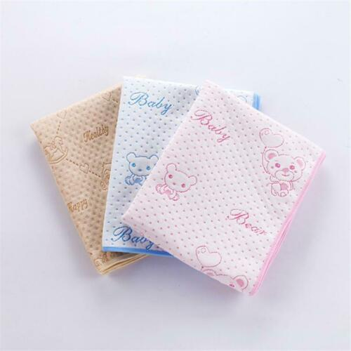 Baby Infant Cotton Waterproof Urine Mat Changing Pad Cover Change Mat JA