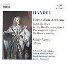George Frederick Handel - Handel: Coronation Anthems; Silete Venti (2002)