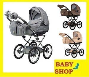 Tako ACOUSTIC  2in1/ 3in1/ 4in1 + ACC  stroller pram kinderwagen wózek
