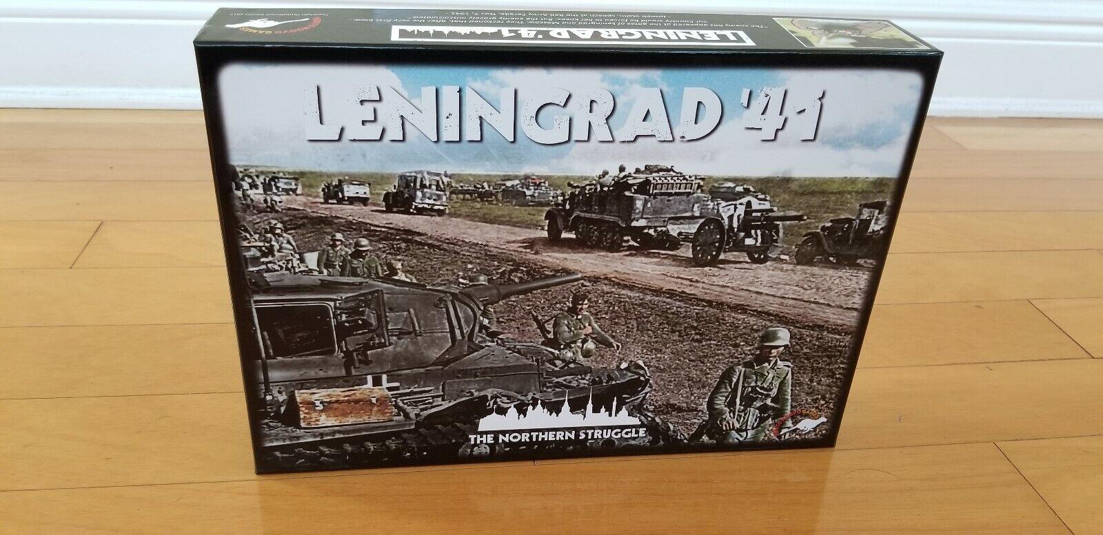 Leningrad '41  - Ventonuovo giocos con extra As lungo As Forniture Last  a buon mercato
