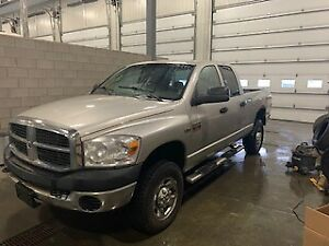 *RÉSERVÉ**PICK-UP  Dodge Ram 2500HD 2008 5.7L HEMI