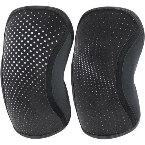 Halftone RockTape Assassins Compression Knee Support Sleeves