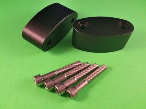 Honda CBR 919 929 954 RR mirror extension spacer right left fireblade extender
