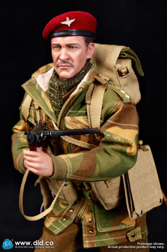 DRAGON IN DREAMS DID 1//6 SCALE WW II BRITISH ROY 1st AIRBORNE RED DEVILS K80135