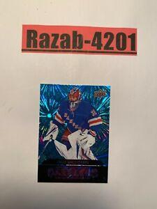 IGOR SHESTERKIN 2020-21 Upper Deck Dazzlers Blue Insert DZ-30