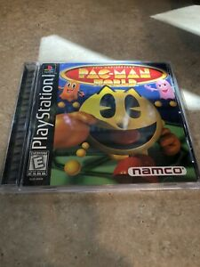 Pacman-World-PS1-PS2-Complete-Playstation-Game