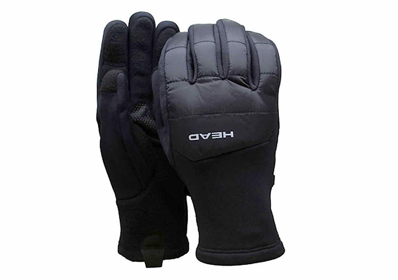 Head Men's Hybrid Glove, Black