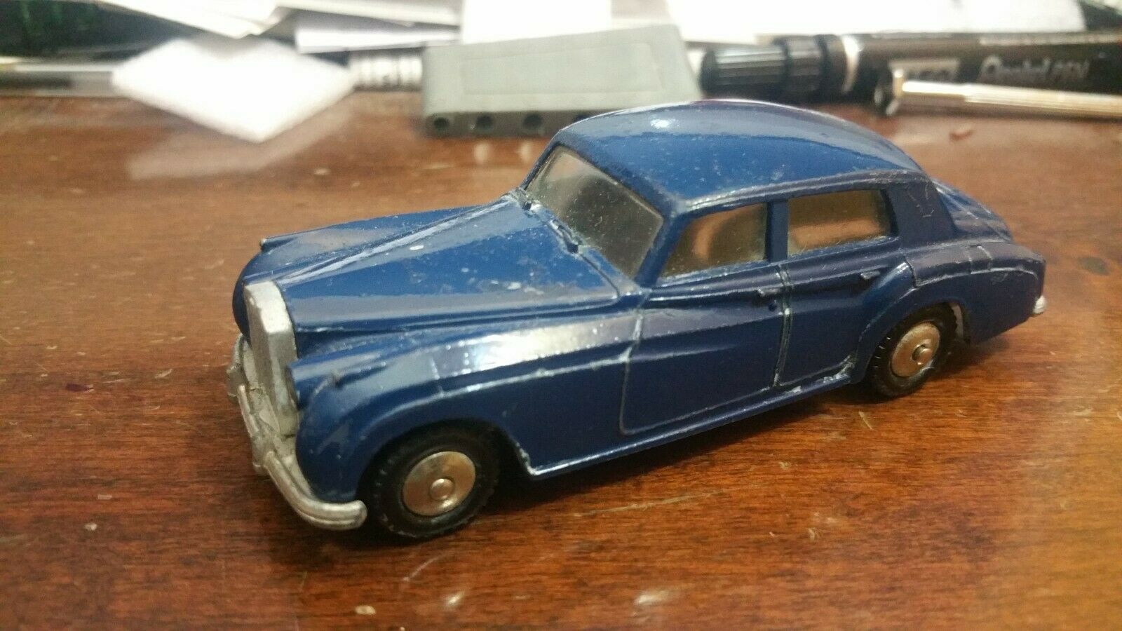 MERCURY 29 1 43 ROLLS ROYCE Silber CLOUD Blau  VERY GOOD Jahr