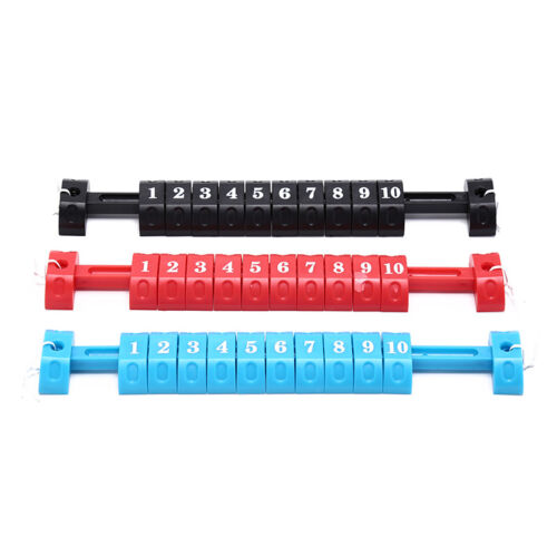 1pc foosball soccer table game scoring unit score goal counter keeper record JH