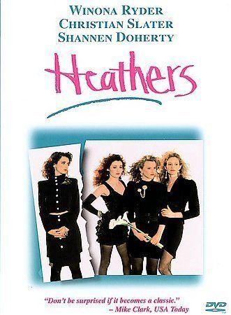 Heathers DVD, 1999  - $6.00