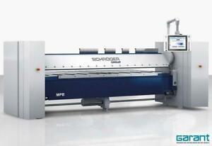 CNC Folding Machine Germany Schroeder Canada Preview