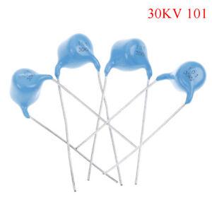 10Pcs-30KV-100P-100PF-101-high-voltage-ceramic-capacitor-30KV-101K-BWHIJ