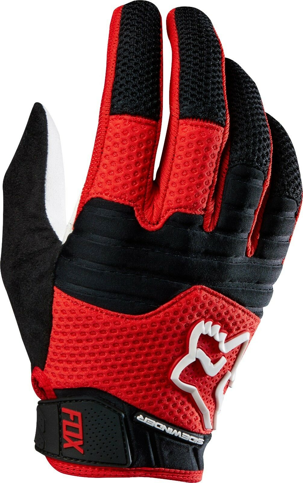 Fox Racing Sidewinder G  Red White   factory direct sales