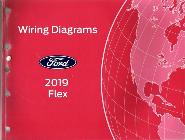 2019 Ford Flex Factory Oem Wiring Diagrams Schematics