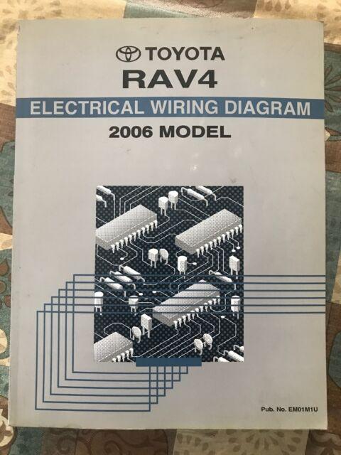 Toyota Service Repair Manual Rav4 Electrical Wiring