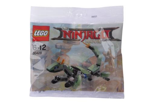Lego grüner Ninja Mech Drache Polybag Ninjago Movie 30428