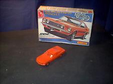 Model Kit 1969 Mustang Mach 1 Built