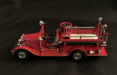 1932 Ford AA Open Cab Fire Engine Matchbox Fire Engine Models of Yesteryear Series by Matchbox Matchbox Coillectibles