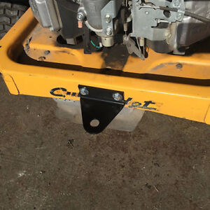 Details about NPW HITCH TO FIT CUB CADET RZT 42/50/54 ZERO TURN MOWER 2012  AND BEFORE